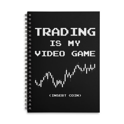 image for Trading Is My Video Game ✅ Insert Coin