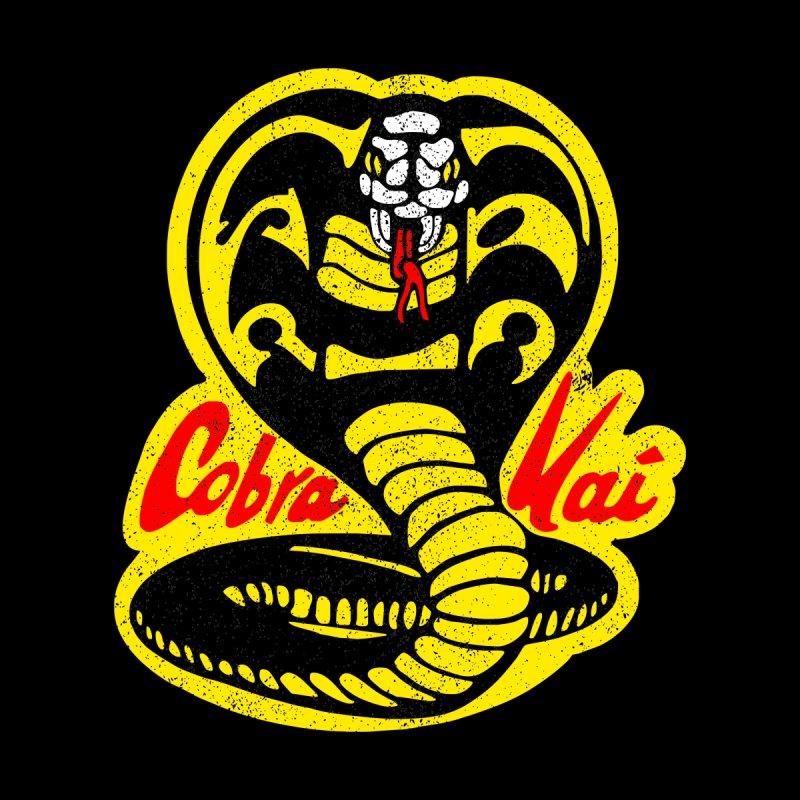 Cobra Kai ✅ Strike First - Strike Hard Home Blanket by sachpica's Artist Shop