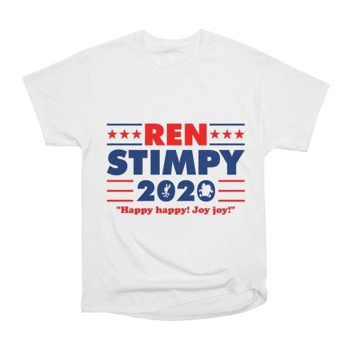 image for Ren Stimpy Election 2020 ✅ Vote