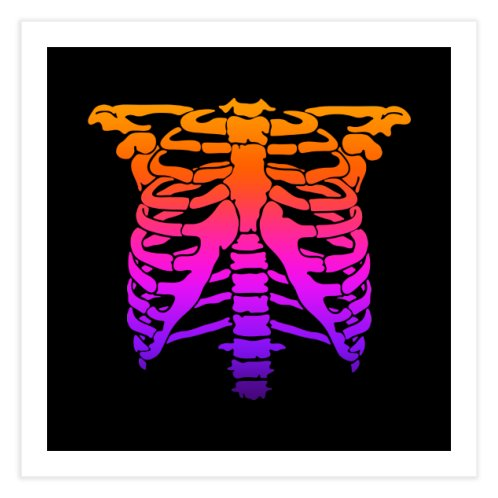 image for Skeleton Rib Cage ✅ Halloween