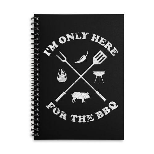 image for I'm Only Here For The BBQ ✅ V2