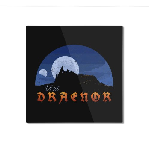 image for Visit Draenor ✅ The Orcs Homeland