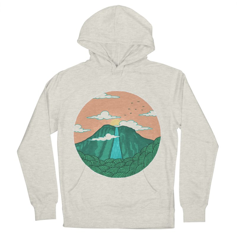 Meditation Men's Pullover Hoody by sachpica's Artist Shop