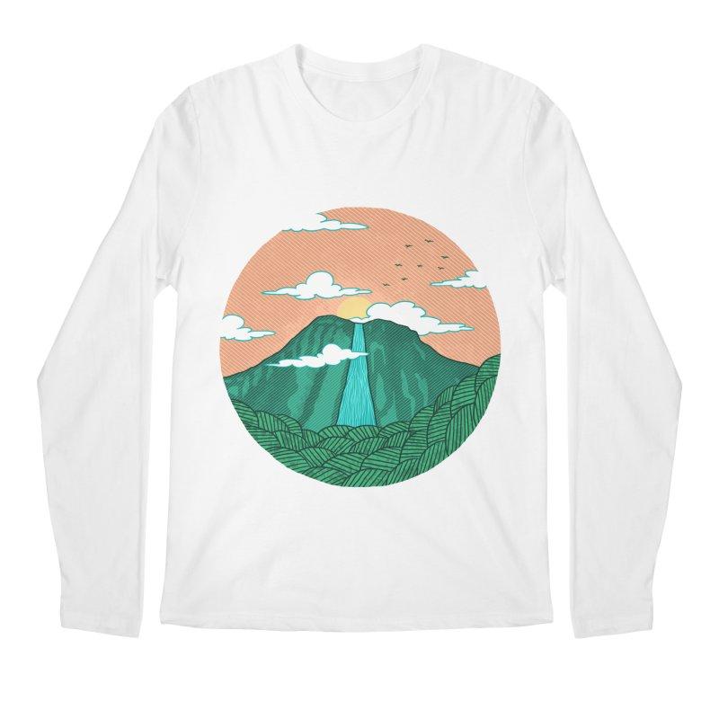 Meditation Men's Longsleeve T-Shirt by sachpica's Artist Shop