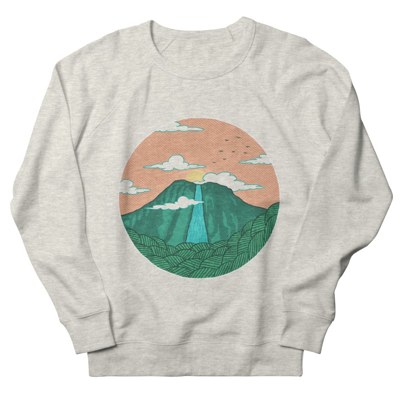 Meditation Men's Sweatshirt by sachpica's Artist Shop