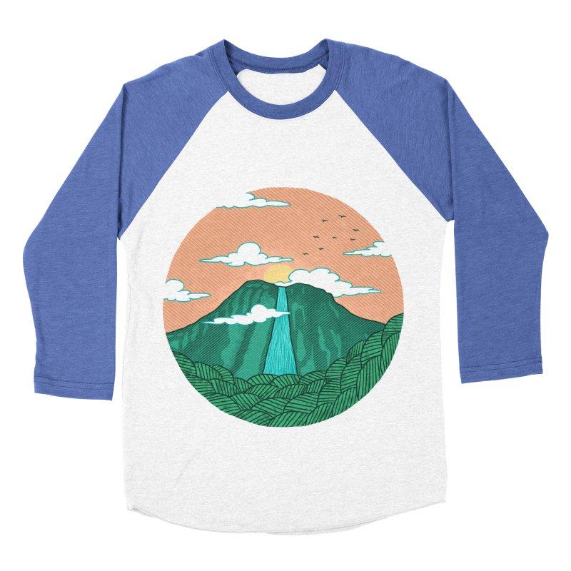 Meditation Women's Baseball Triblend T-Shirt by sachpica's Artist Shop