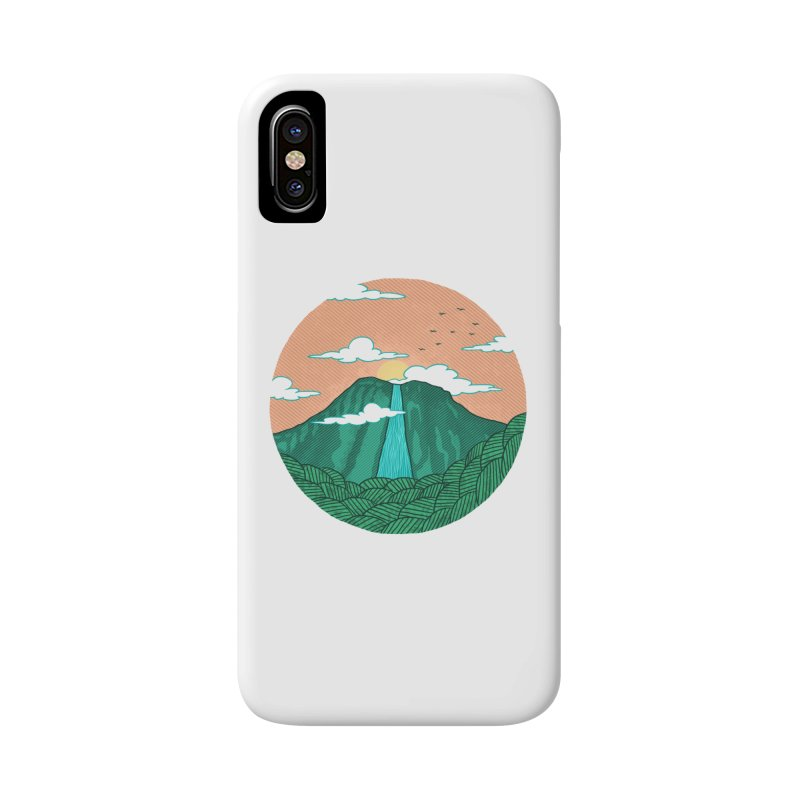 Meditation Accessories Phone Case by sachpica's Artist Shop
