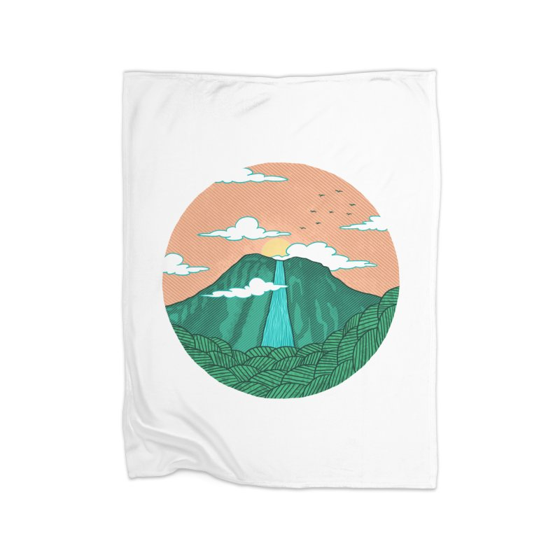 Meditation Home Blanket by sachpica's Artist Shop