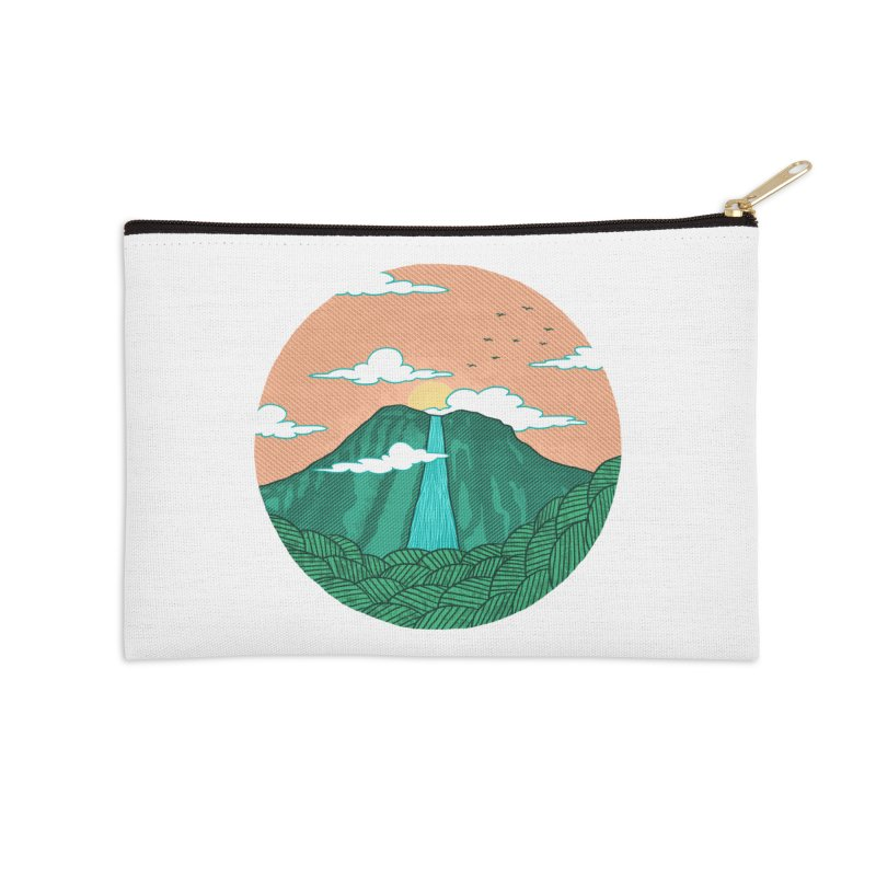 Meditation Accessories Zip Pouch by sachpica's Artist Shop