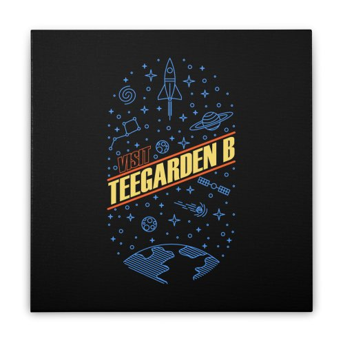 image for Visit Teegarden B ✅ Space