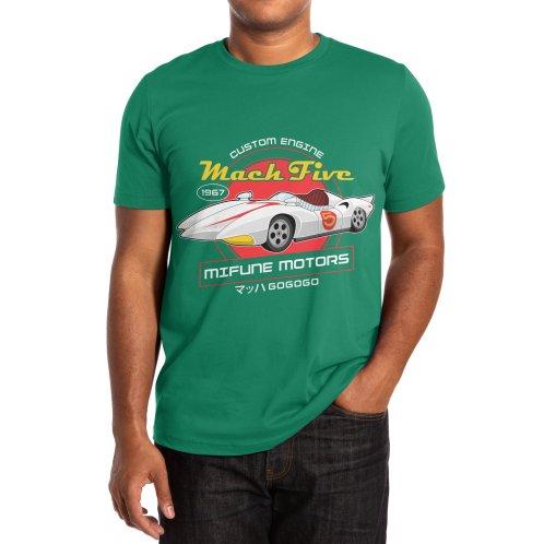 image for Mach Five - Mifune Motors - Speed Racer