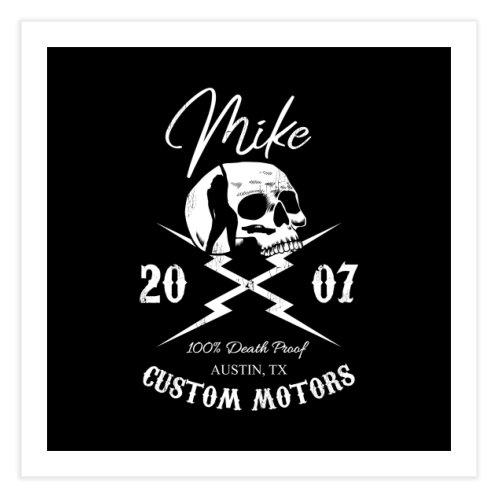 image for Mike Custom Motors - 100% Death Proof