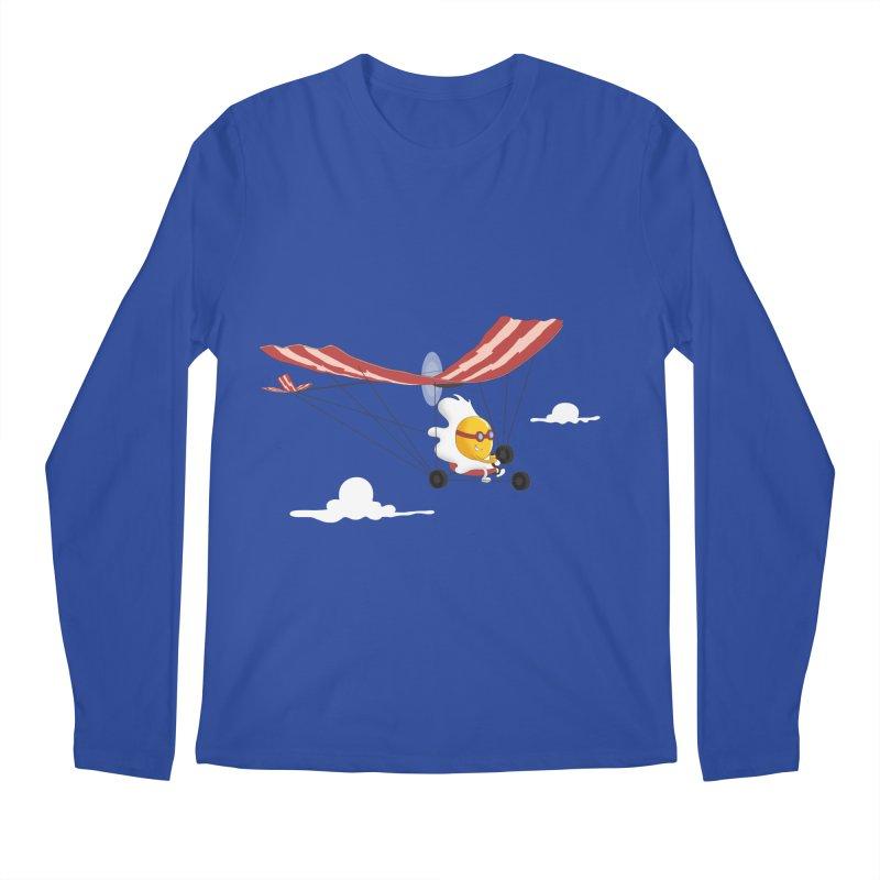 Ultralight Men's Longsleeve T-Shirt by sachpica's Artist Shop