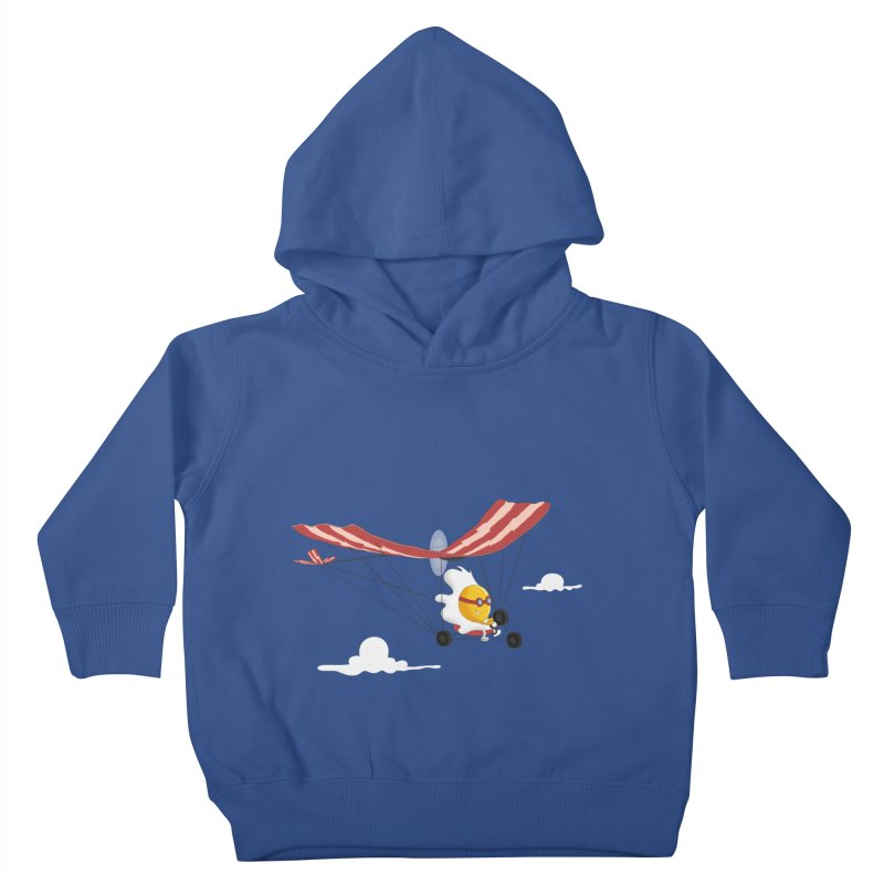 Ultralight Kids Toddler Pullover Hoody by sachpica's Artist Shop