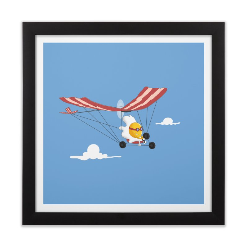 Ultralight Home Framed Fine Art Print by sachpica's Artist Shop