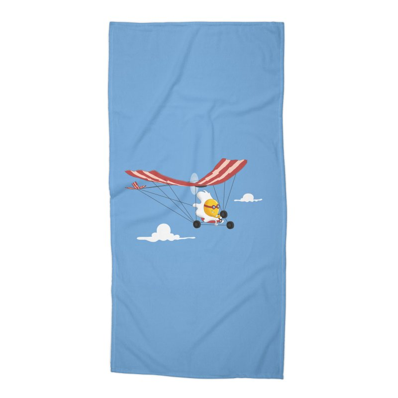 Ultralight Accessories Beach Towel by sachpica's Artist Shop