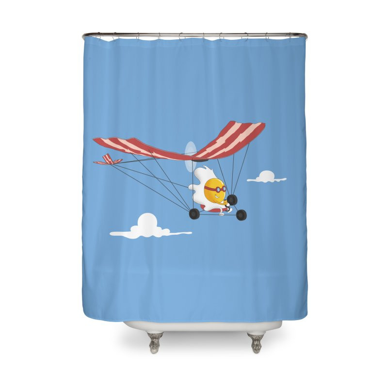Ultralight Home Shower Curtain by sachpica's Artist Shop