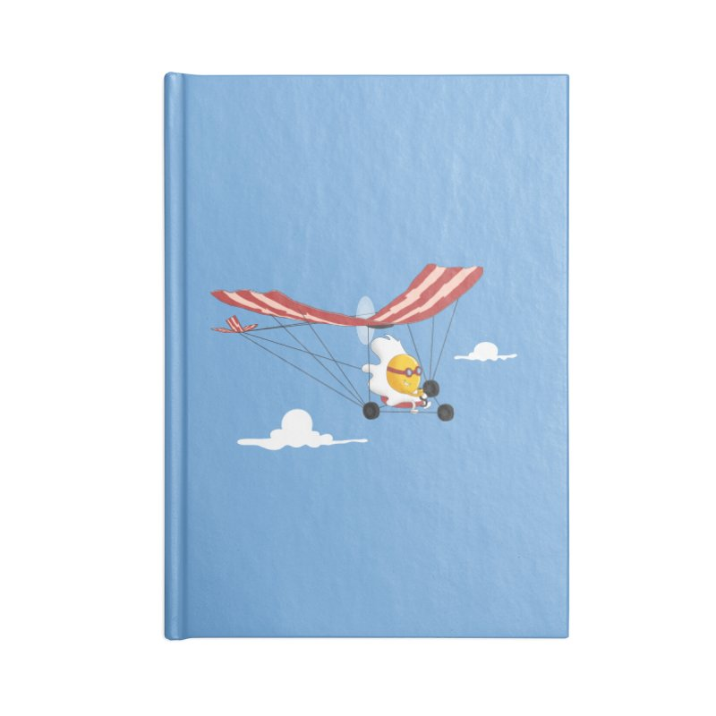 Ultralight Accessories Notebook by sachpica's Artist Shop