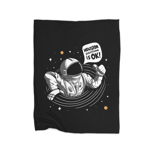 image for Houston Everything Is Ok! - Astronaut
