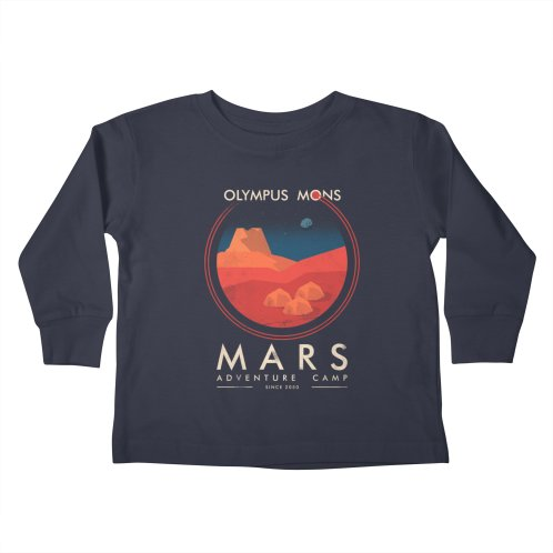image for Mars Adventure Camp