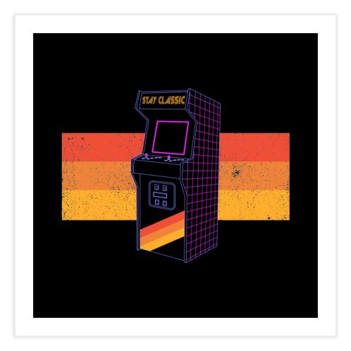 image for Stay Classic - Arcade 80s