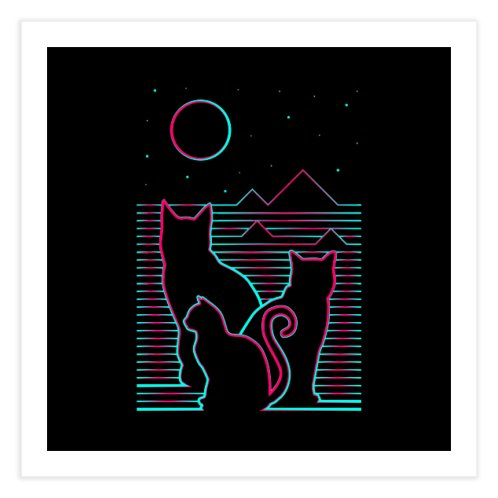 image for Night and Cats