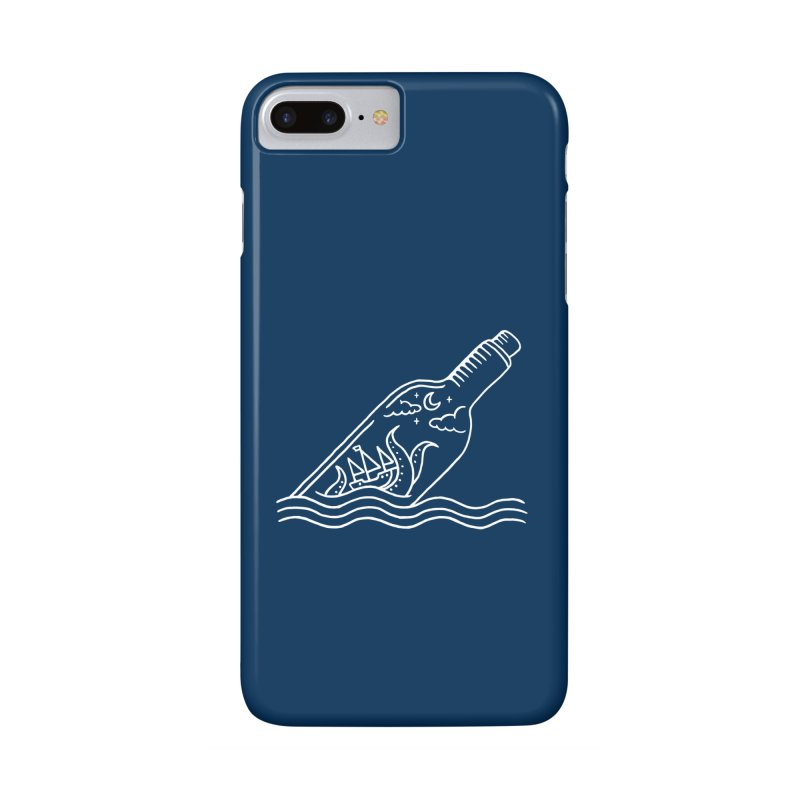 Kraken ina bottle Accessories Phone Case by sachpica's Artist Shop