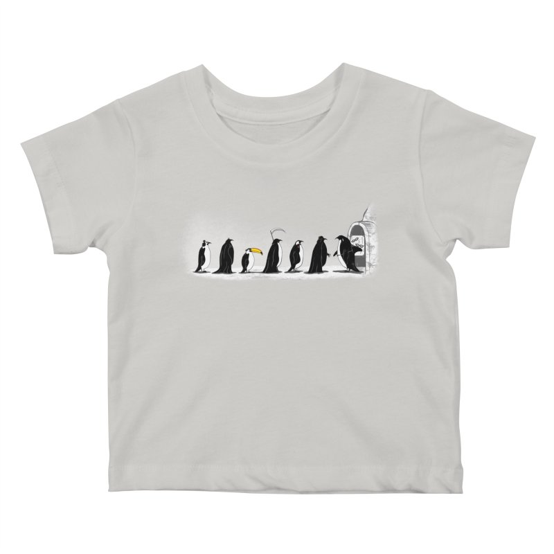Coldstume Party Kids Baby T-Shirt by sachpica's Artist Shop