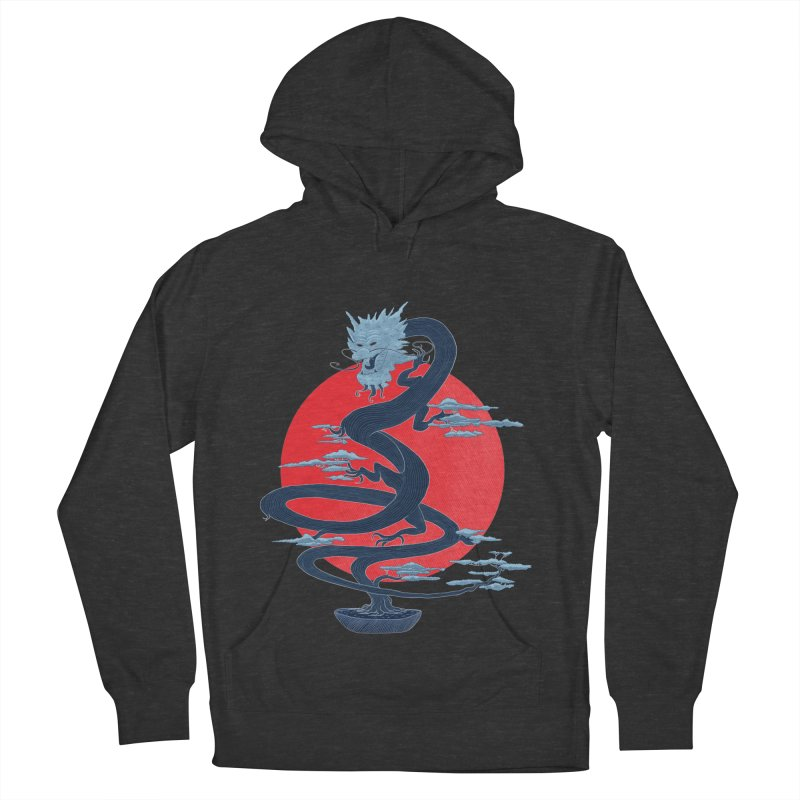 Dragon Bonsai Men's Pullover Hoody by sachpica's Artist Shop