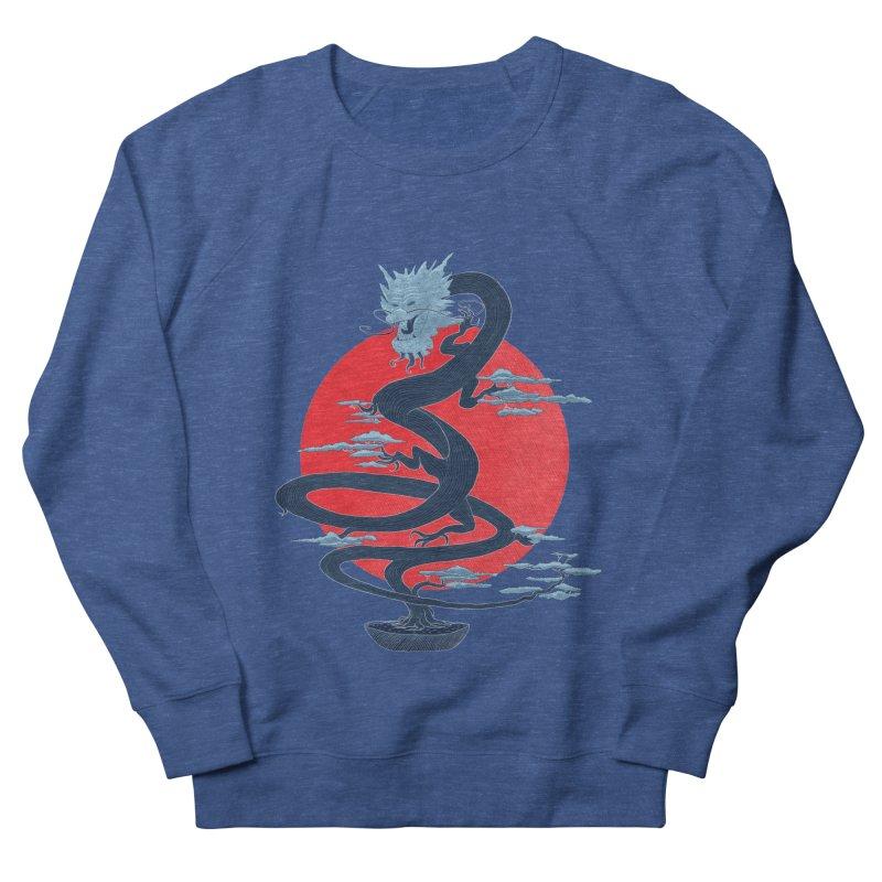 Dragon Bonsai Men's Sweatshirt by sachpica's Artist Shop