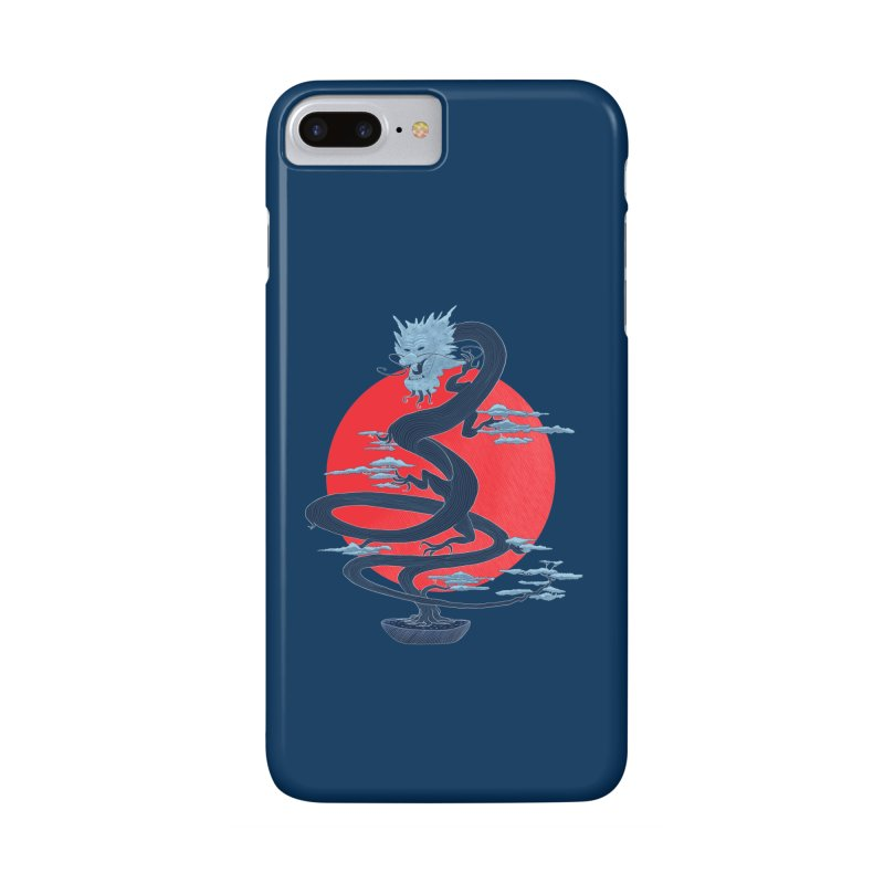 Dragon Bonsai Accessories Phone Case by sachpica's Artist Shop