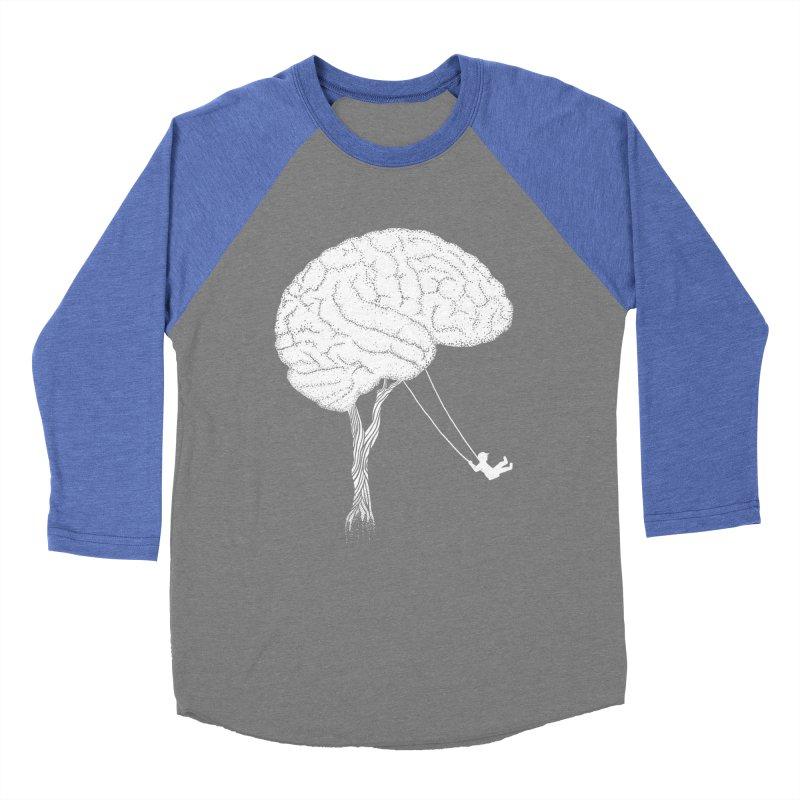 Having fun Men's Baseball Triblend T-Shirt by sachpica's Artist Shop