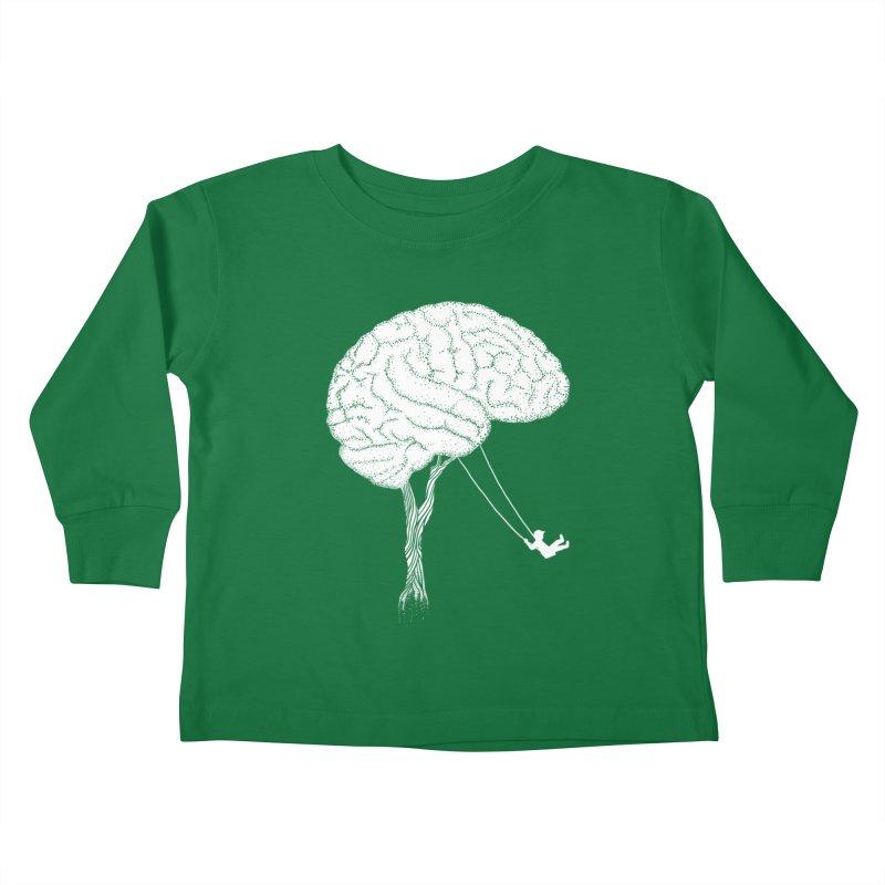 Having fun Kids Toddler Longsleeve T-Shirt by sachpica's Artist Shop