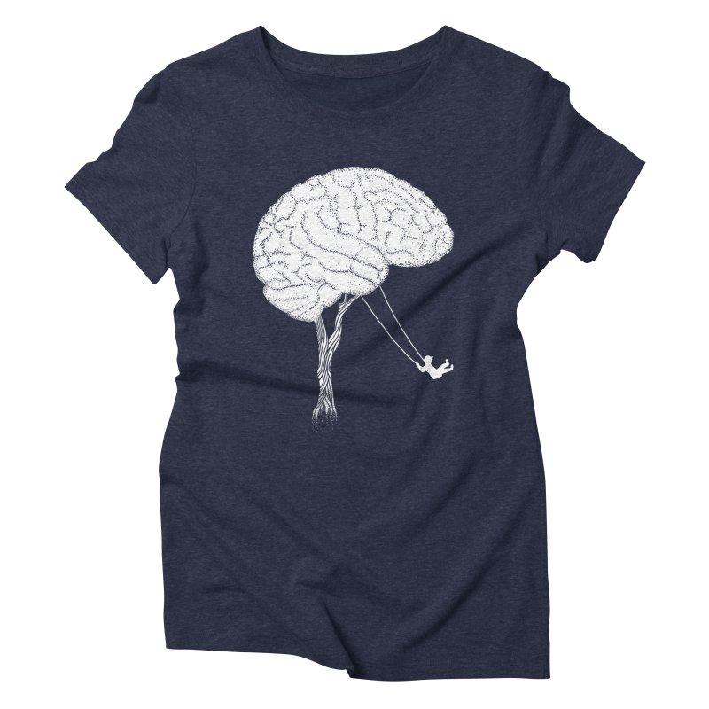 Having fun Women's Triblend T-shirt by sachpica's Artist Shop