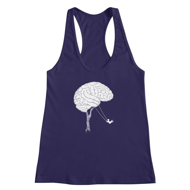 Having fun Women's Racerback Tank by sachpica's Artist Shop