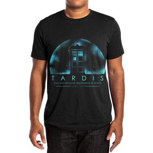 image for Tardis - Time And Relative Dimensions In Space