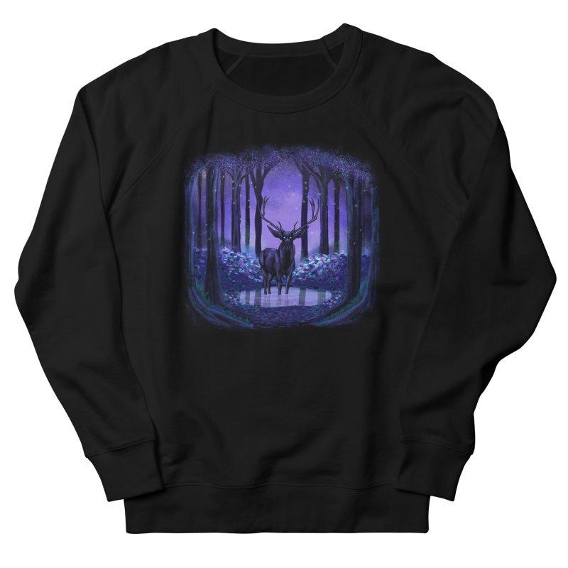 Elf forest Men's Sweatshirt by sachpica's Artist Shop
