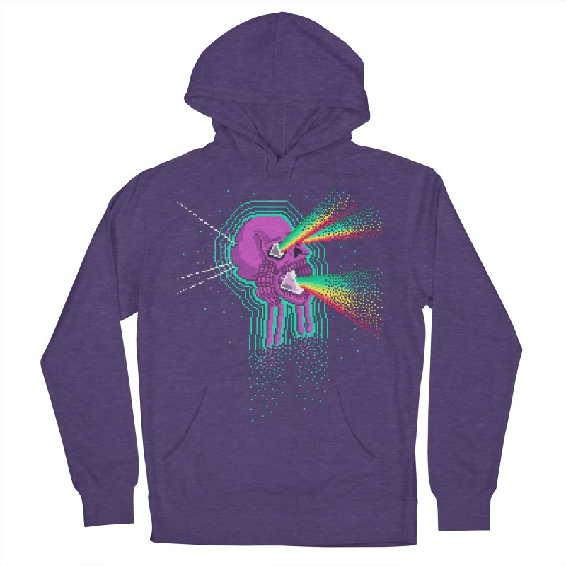 Pixedelic Women's Pullover Hoody by sachpica's Artist Shop