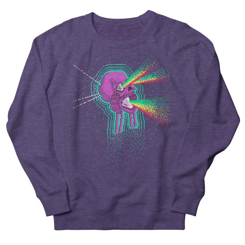 Pixedelic Men's Sweatshirt by sachpica's Artist Shop
