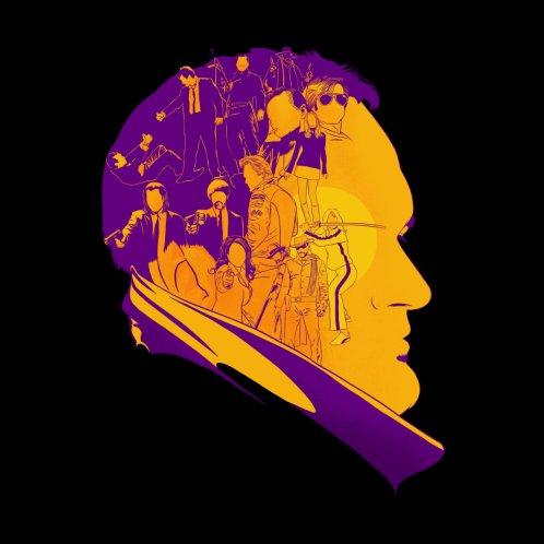 Design for Once Upon A Tarantino Fiction