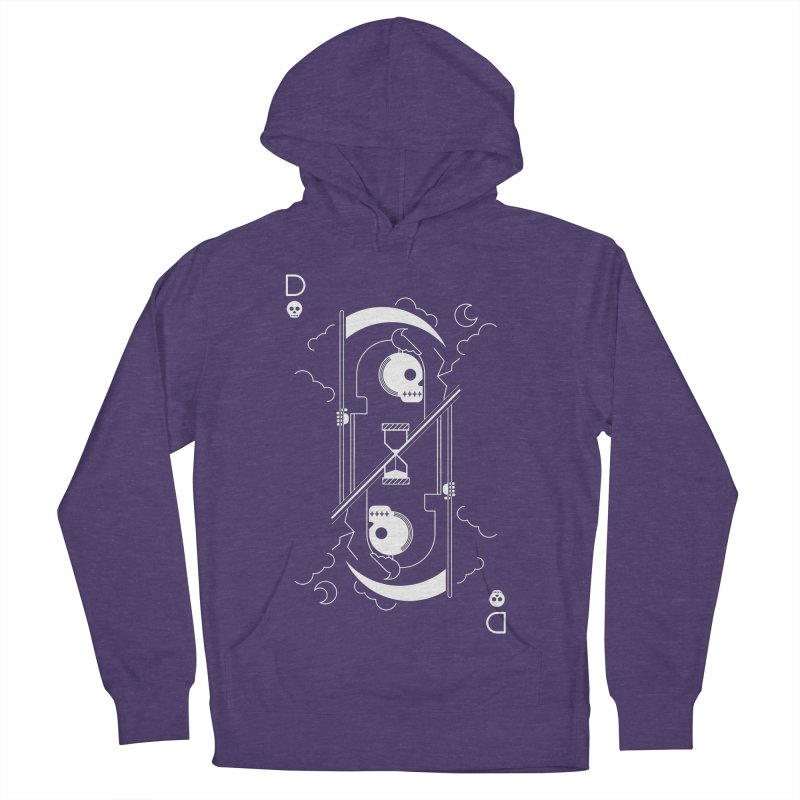 Death Men's Pullover Hoody by sachpica's Artist Shop
