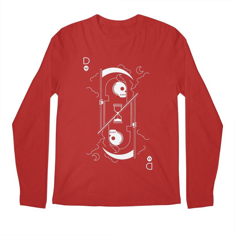 Death Men's Longsleeve T-Shirt by sachpica's Artist Shop