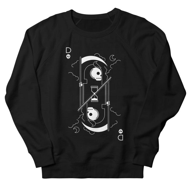 Death Men's Sweatshirt by sachpica's Artist Shop
