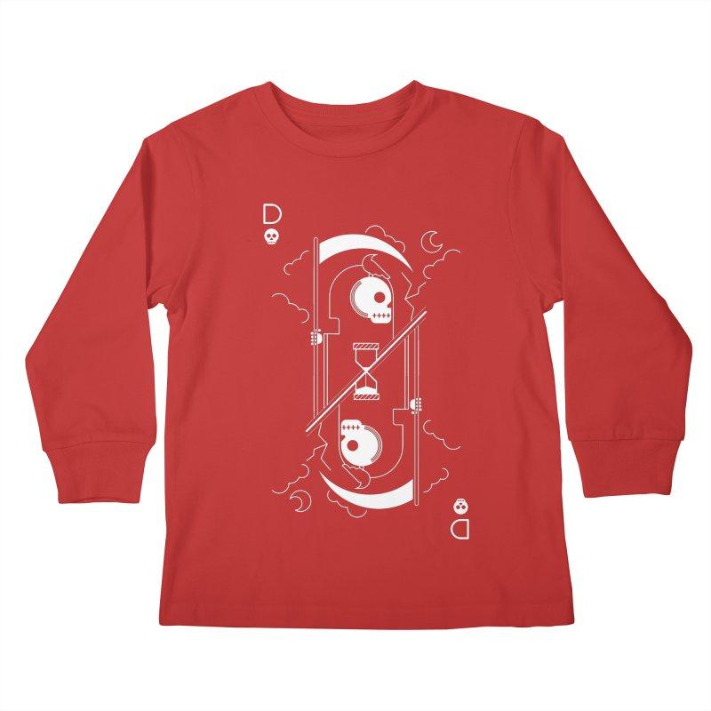 Death Kids Longsleeve T-Shirt by sachpica's Artist Shop