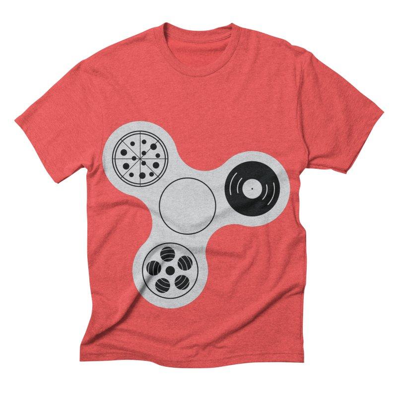 Don´t Stress Men's Triblend T-shirt by sachpica's Artist Shop