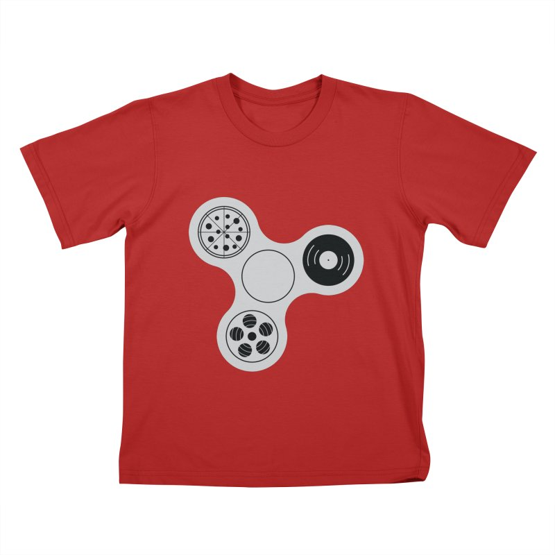 Don´t Stress Kids T-shirt by sachpica's Artist Shop