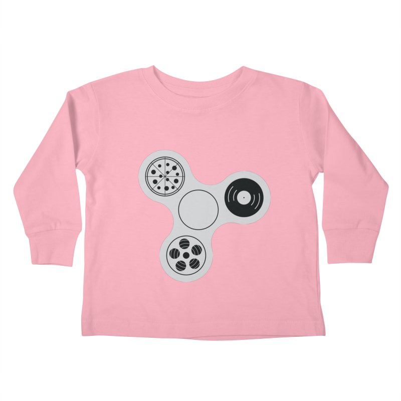 Don´t Stress Kids Toddler Longsleeve T-Shirt by sachpica's Artist Shop