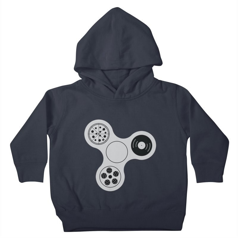 Don´t Stress Kids Toddler Pullover Hoody by sachpica's Artist Shop