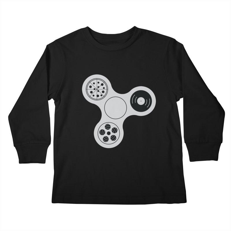 Don´t Stress Kids Longsleeve T-Shirt by sachpica's Artist Shop