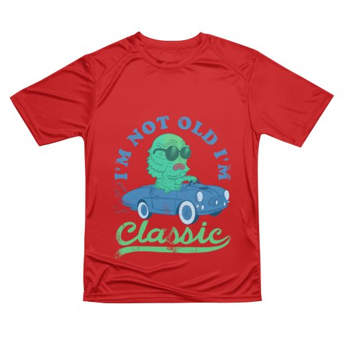 image for I'm Not Old I'm Classic(monster)